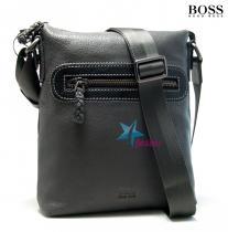 Настоящее немецкое качество fashion сумки мужские Hugo Boss.